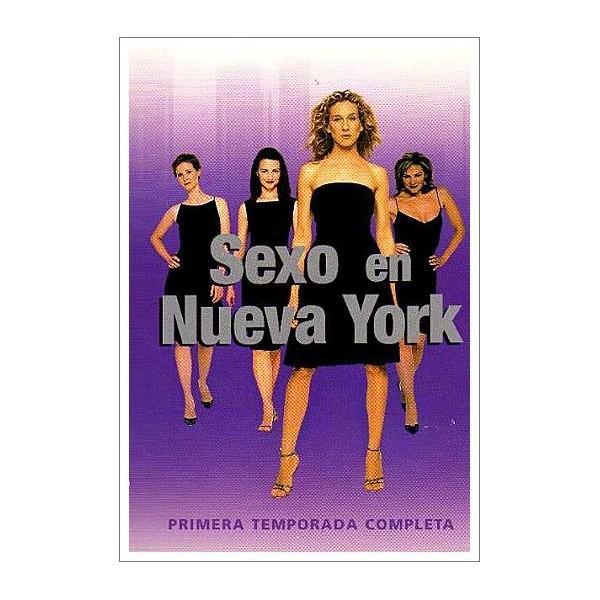 SEXO EN NUEVA YORK PRIMERA TEMPORADA COMPLETA Dvd