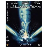 LA MÁQUINA DEL TIEMPO DVD 2002