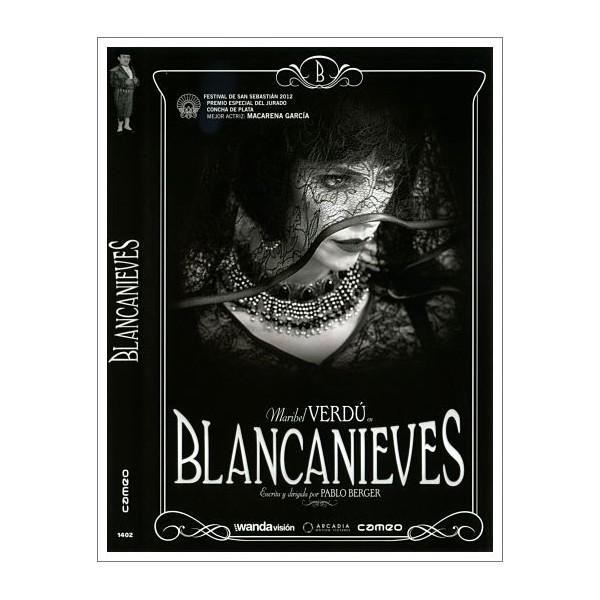 BLANCANIEVES Cine Español DVD 2012