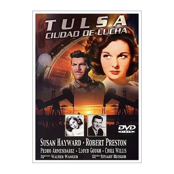 TULSA CIUDAD DE LUCHA Dvd 1949