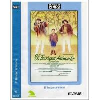 EL BOSQUE ANIMADO DVD1987 CINE ESPAÑOL Dirigida por José Luis Cuerda