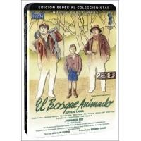 EL BOSQUE ANIMADO DVD ESTUCHE METALICO