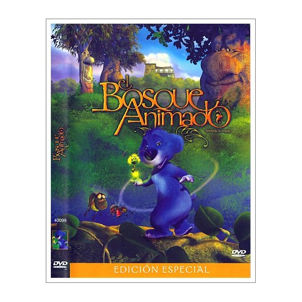 EL BOSQUE ANIMADO ED DVD
