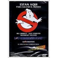 LOS CAZAFANTASMAS DVD 1984