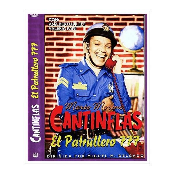 CANTINFLAS EL PATRULLERO 777 DVD 1978