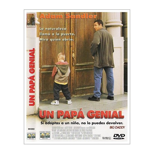 UN PAPA GENIAL DVD 1999