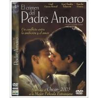 EL CRIMEN DEL PADRE AMARO DVD DRAMA 2002