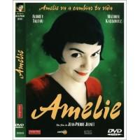 AMELIE DVD LA PELÍCULA 2001 DVD COMEDIA