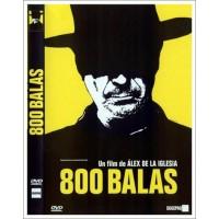 800 BALAS DVD 2002 Cine Español