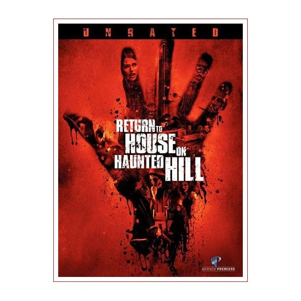 RETURN TO HOUSE ON HAUNTED HILL Suspense DVD 2007