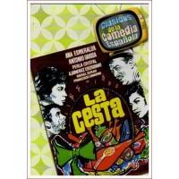 LA CESTA DVD 1965 CINE ESPAÑOL Dirigida por Rafael J. Salvia