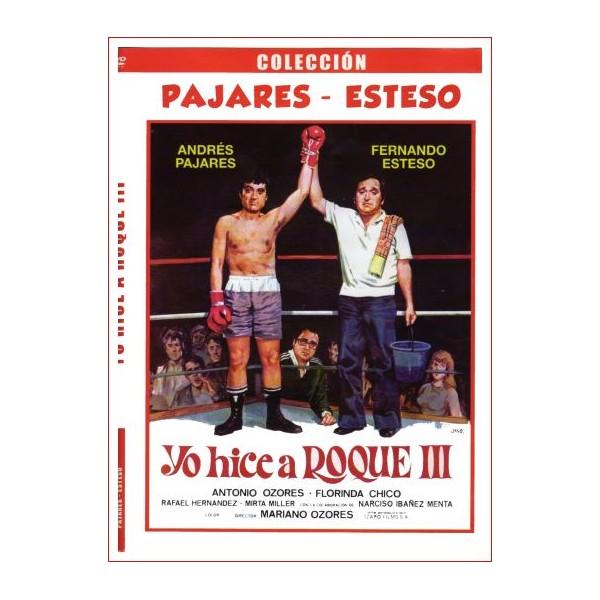 YO HICE A ROQUE III (Estuche Slim Dvd de Comedia) DVD 1980