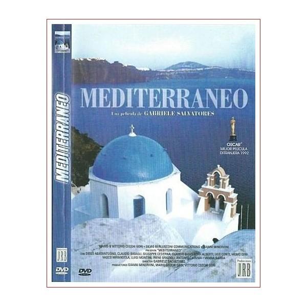 MEDITERRANEO DVD 1991 Estuche Slim
