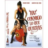 HAZ CONMIGO LO QUE QUIERAS DVD 2003 Dirigida por Ramón de España