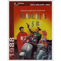 AMANECE QUE NO ES POCO DVD 1989 Estuche Slim