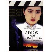 ADIÓS A MI CONCUBINA Dvd 1993