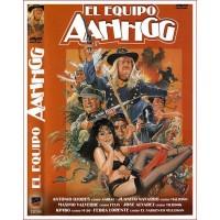 EL EQUIPO AAHHGG Dvd 1989 Estuche Slim