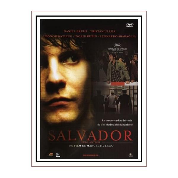SALVADOR PUIG ANTICH DVD 2006 CINE ESPAÑOL Estuche Slim Dirigida por Manuel Huerga