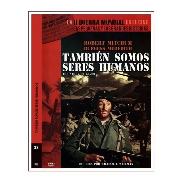 TAMBIÉN SOMOS SERES HUMANOS (DVD)[1975]