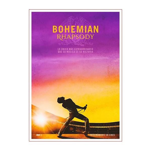 Bohemian Rhapsody DVD 2018