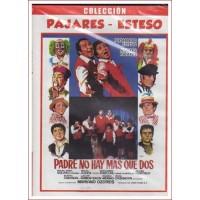 PADRE NO HAY MAS QUE DOS DVD 1982 PADRE NO HAY MAS QUE DOS DVD 1982 CINE ESPAÑOL Dirigida por Mariano Ozores Estuche Slim