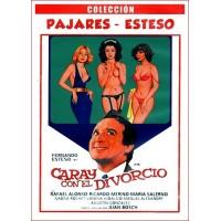 CARAY CON EL DIVORCIO DVD 1982 CINE ESPAÑOL Dirigida por Juan Bosch