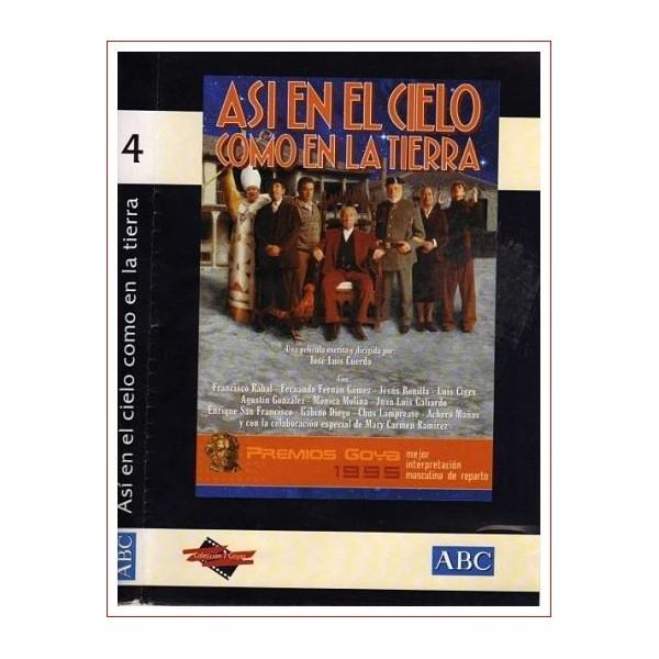 ASÍ EN EL CIELO COMO EN LA TIERRA DVD 1995