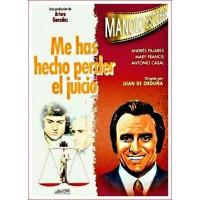 ME HAS HECHO PERDER EL JUICIO DVD 1973 ESTUCHE SLIM CINE ESPAÑOL Dr. Juan de Orduña