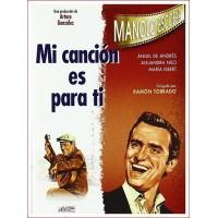 MI CANCION ES PARA TI DVD 1965 ESTUCHE SLIM