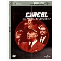 CHACAL DVD 1973 ESTUCHE SLIM