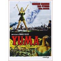 YUMA (Run of the Arrow) DVD 1957 ESTUCHE SLIM