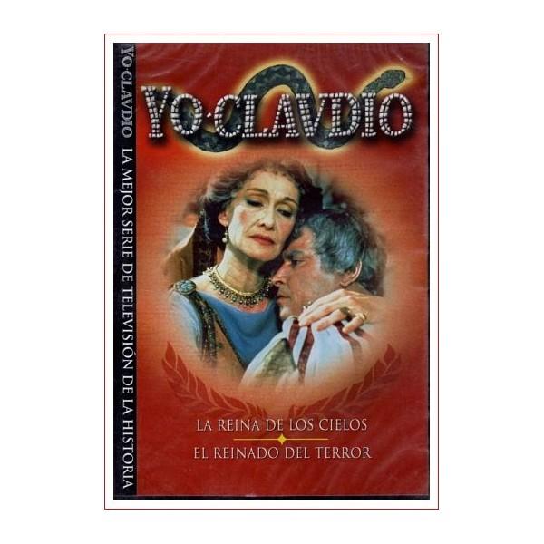 YO CLAUDIO (DVD)[1976] ESTUCHE SLIM