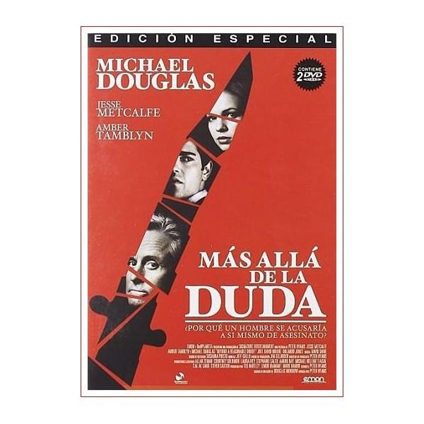 MÁS ALLÁ DE LA DUDA EDICIÓN ESPECIAL 2 DISCOS DVD 2009 SUSPENSE