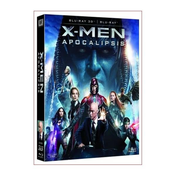 X-MEN APOCALIPSIS 3D