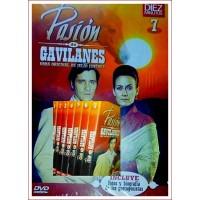 PASIÓN DE GAVILANES (ED DIEZ MINUTOS) 7 DVD