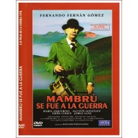 MAMBRÚ SE FUE A LA GUERRA DVD 1986