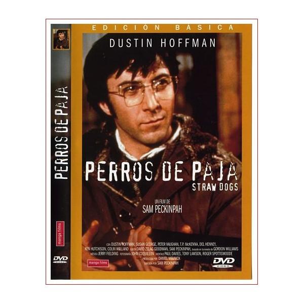 PERROS DE PAJA (STRAW DOGS DVD 1971)