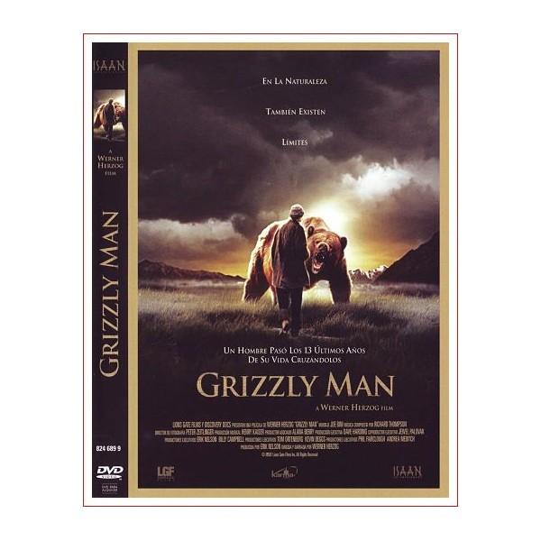 GRIZZLY MAN Documental DVD 2009