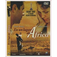 EN UN LUGAR DE ÁFRICA DVD 2001