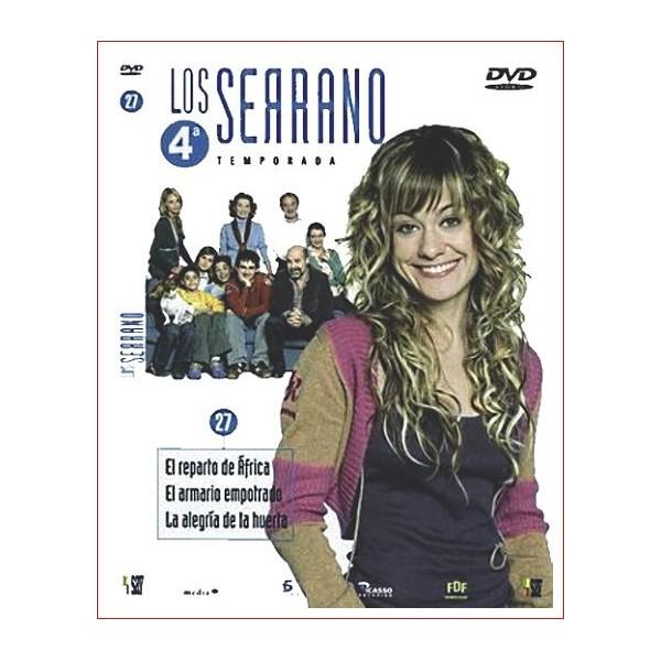 LOS SERRANO 4 TEMPORADA EPISODIO 27