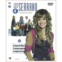 LOS SERRANO 4 TEMPORADA EPISODIO 27 (DVD)[2003]