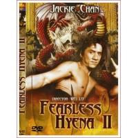 FEARLESS HYENA II Acción DVD 1983