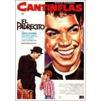 EL PADRECITO CANTINFLAS Comedia DVD 1964
