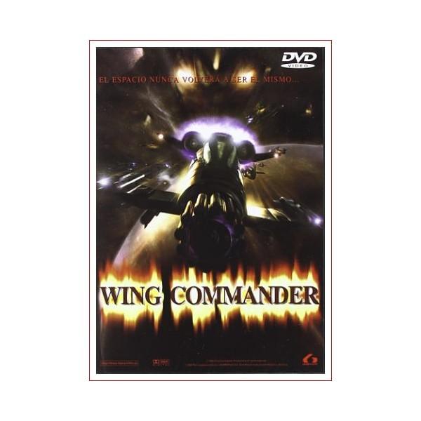 WING COMMANDER DVD 1999