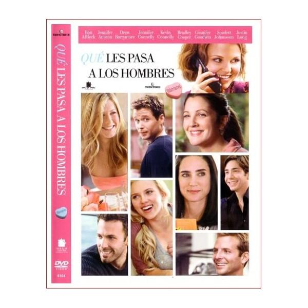 QUE LES PASA A LOS HOMBRES DVD 2009