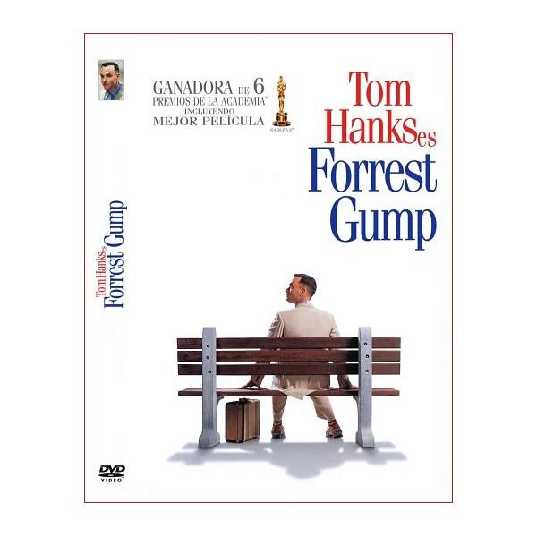 FORREST GUMP DVD 1994