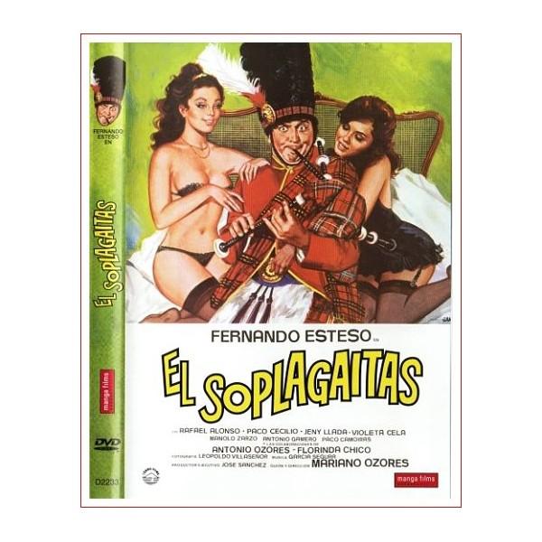 EL SOPLAGAITAS DVD 1980