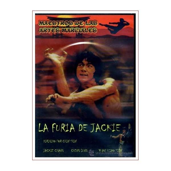 LA FURIA DE JACKIE DVD 1971