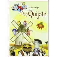 LOS LUNNIS Y SU AMIGO DON QUIJOTE DVD 2005 por Roberto Domingo Maroto