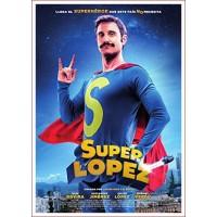 SUPERLOPEZ Fantástico, Superhéroes Españoles. PorJavier Ruiz Caldera